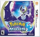 Nintendo Pokémon Moon, para Nintendo 3DS