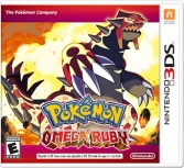 Nintendo Pokemon Omega Ruby, para Nintendo 3DS