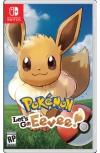 Pokémon: Let's Go Eevee, Nintendo Switch