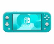 Nintendo Switch Lite, 32GB, WiFi, Turquesa