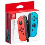 Nintendo Joy-Con, Inalámbrico, Azul/Rojo, para Nintendo Switch