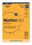 Norton LifeLock Security 360 Deluxe, 5 Dispositivos, 1 Año, Windows/Mac ― Producto Digital Descargable