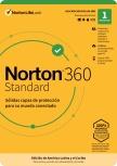 Norton 360 Standard, 1 Dispositivo, 1 Año, Windows/Mac