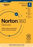 Norton 360 Deluxe, 5 Dispositivos, 1 Año, Windows/Mac