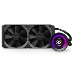 NZXT Kraken Z53 Enfriamiento Líquido para CPU, 2x 120mm, 500 x 2300RPM - no incluye Bracket Threadripper