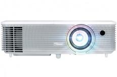 Proyector Optoma W335 DLP, 1280x800, 3600 Lúmenes, 3D, con Bocinas, Blanco