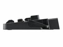 Panasonic Docking Station CF-VEB331U, 2x USB 3.0, 4x USB 2.0, 1x HDMI, 1x VGA, 2x RJ-45, Negro/Plata