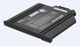 Batería Panasonic CF-VZSU0KW Original, Litio-Ion, 11.1V, 2960mAh, para CF-54