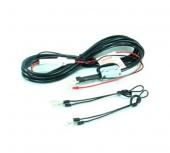 Panasonic Cable para Batería de Respaldo Series S/M, Negro