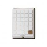 Panasonic Interfon de Portero para Conmutadores KX-T30865, Manos Libres, Blanco
