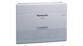 Panasonic Sistema PBX de 3 Lineas y 8 Extensiones, Blanco
