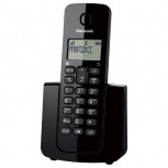 Panasonic Teléfono Inalámbrico DECT KX-TGB110, 1 Auricular, Negro