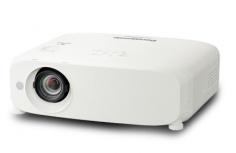 Proyector Portátil Panasonic PT-VW545NU 3LCD, WXGA 1280 x 800, 5500 Lúmenes, con Bocinas, Blanco