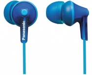 Panasonic Audífonos Intrauriculares RP-HJE125, Alámbrico, 1.1 Metros, 3.5mm, Azul