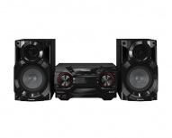 Panasonic SC-AKX220LMW Mini Componente, Bluetooth, 400W RMS, USB 2.0, Negro