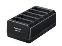 Panasonic Base de Carga FZ-VCBN131M, 110W, 5 Baterias, Negro, para Toughbook N1