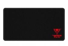 Mousepad Gamer Patriot Viper, 45 x 32cm, Grosor 3mm, Negro