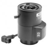 Pelco Lente 13VDIR3-8.5, 3-8.5mm, Negro