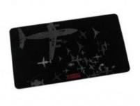 Mousepad Perfect Choice PC-041733, 27.5x16cm, 0.5mm, Negro