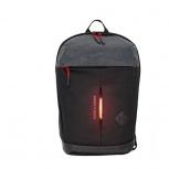 Perfect Choice Mochila de Nylon Night Traveller para Laptop 15
