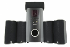 Perfect Choice Home Theater Symphony, Bluetooth, Inalámbrico, 5.1, 220W RMS
