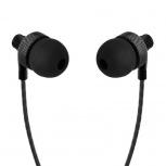 Perfect Choice Audífonos Intrauriculares con Micrófono Stretto, Alámbrico, 1.2 Metros, 3.5mm, Negro