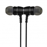 Perfect Choice Audífonos Intrauriculares con Micrófono Staccato, Inalámbrico, Bluetooth, USB, Negro