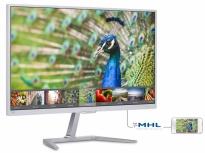 Monitor Philips LCD 27'', Full HD, Widescreen, HDMI, Blanco