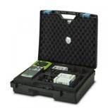 Phoenix Contact Rotulador Thermofox Set, Transferencia Térmica, Negro/Verde/Gris - incluye Adaptador, Batería, Cable USB, MM-EMLF, EMLC y Maletin