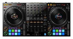 Pioneer Contralador DJ DDJ-1000, 4 Canales, 2x USB, Negro