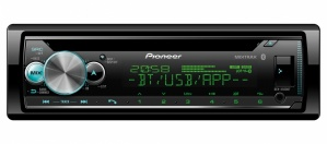 Pioneer Autoestereo DEH-X500BT, Bluetooth, CD/MP3, USB