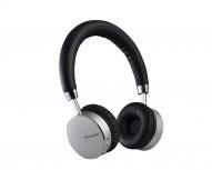 Pioneer Audífonos SE-MJ561BT, Bluetooth, Inalámbrico, Plata