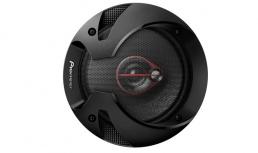 Pioneer Bocina para Auto TS-R1651S, 300W, 3 Vías, 90dB, 6.2'', Negro