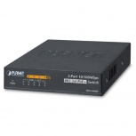 Switch Planet Fast Ethernet FSD-504HP, 4 Puertos 10/100Mbps PoE + 1 Puerto 10/100Mbps, 1Gbit/s, No Administrable - 5 Piezas