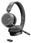 Plantronics Audífonos con Micrófono Binaural Voyager 4220, Inalámbrico, Bluetooth, Negro