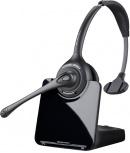 Poly Audífono con Micrófono para Call Center CS510, Inalámbrico 100 Metros, DECT