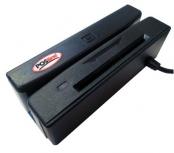 POSline LM2230CU Lector de Banda Magnética, USB, Track I, II y III, Negro