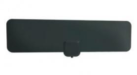 Power & Co Antena de Television HD para Interiores X150, Negro