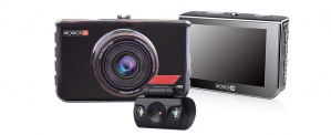 Cámara de Video Provision-ISR PR-1500CDV-B para Auto, HD, MicroSD, máx. 32GB, Negro