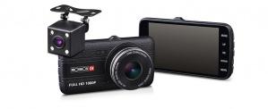 Cámara de Video Provision-ISR PR-2400CDV para Auto, Full HD, MicroSD, máx. 128GB, Negro
