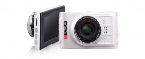 Cámara de Video Provision-ISR PR-970CDV-B para Auto, Full HD, MicroSD, máx. 32GB, Blanco