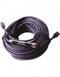 Radox Cable 081-682 HDMI A Macho -  HDMI A Macho, 30 Metros, Negro