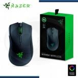 Mouse Gamer Razer Mecánico Mamba Wireless, Inalámbrico, Bluetooth, 16.000DPI, Negro