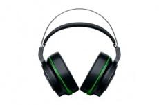 Razer Audífonos Gamer Thresher Ultimate 7.1 para Xbox One, Inalámbrico, Bluetooth, Negro/Verde