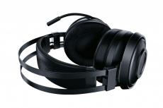Razer Audífonos Gamer Nari Essential, Inalámbrico, USB, Negro