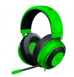 Razer Audífonos Gamer Kraken, Alámbrico, 1.3 Metros, 3.5mm, Verde