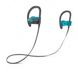 Redlemon Audífonos Intrauriculares Active Sport Premium, Inalámbrico, Bluetooth, Negro/Azul