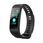 Redlemon Smartwatch S4, Touch, Bluetooth 4.0, Android/iOS, Negro - Resistente al Agua/Polvo