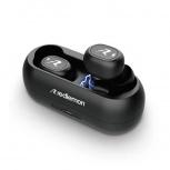 Redlemon Audífonos Intrauriculares TWS HD, Inalámbrico, Bluetooth, Negro
