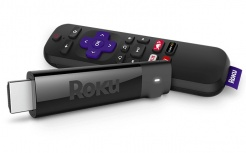 Roku Reproductor Multimedia Streaming Stick+, 4K Ultra HD, Wifi, HDMI, USB